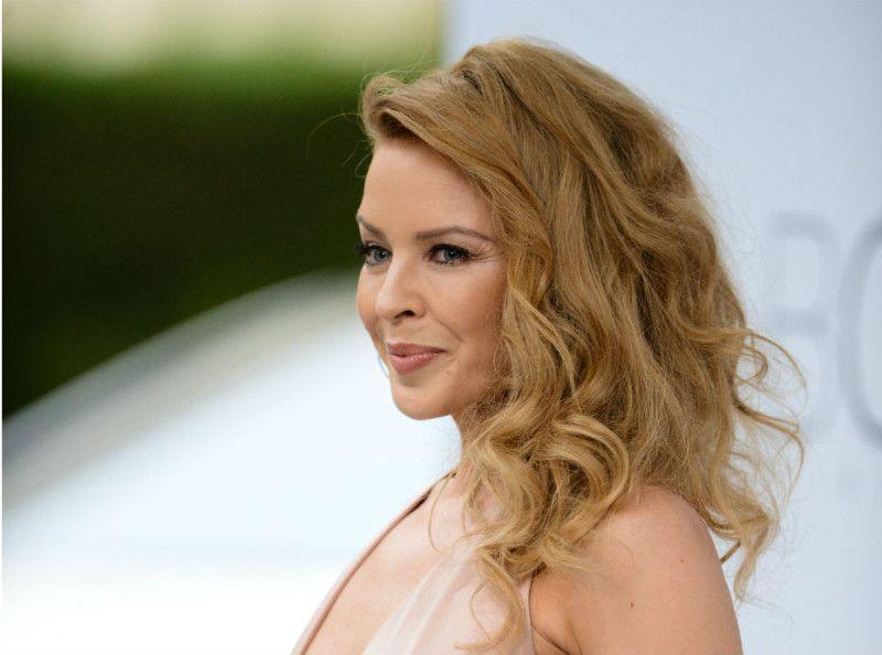 Trop tard : Kylie Minogue n'est plus un coeur à prendre !