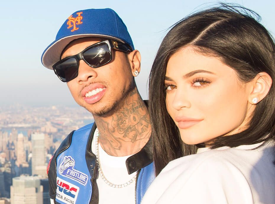 tyga il r clame un test de paternit kylie jenner. Black Bedroom Furniture Sets. Home Design Ideas