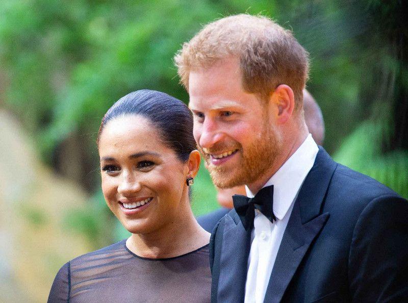 URGENT- Meghan Markle et le prince Harry sont en France !