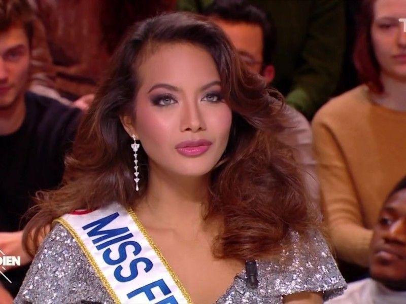 Vaimalama Chaves en couple avec une femme ? Miss France 2019 se lâche et avoue tout !