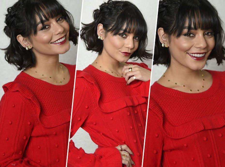 Vanessa Hudgens : un beauty look de Noël qui nous laisse sans voix !