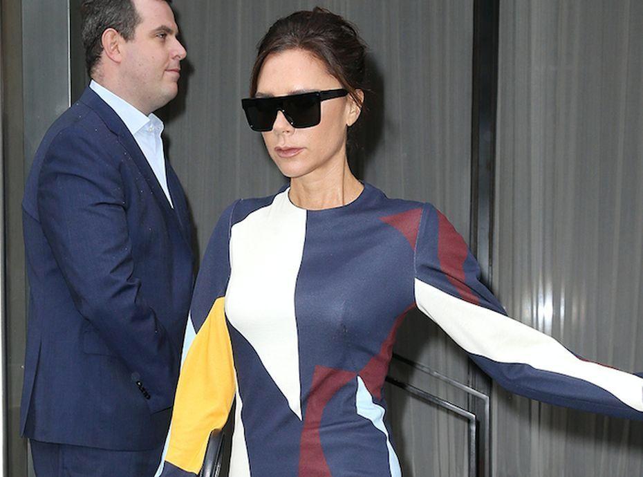 Victoria Beckham : sa fille Harper à fond en reprenant un tube de Mariah Carey !
