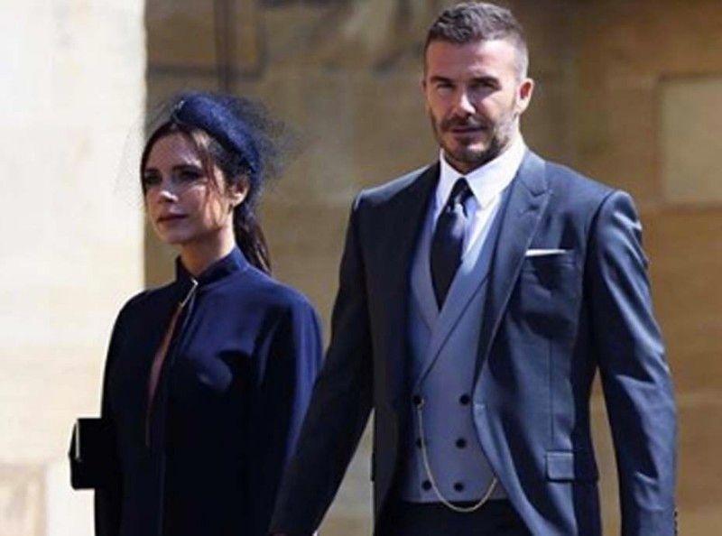 Victoria Beckham : une photo de famille pour écarter les rumeurs de divorce