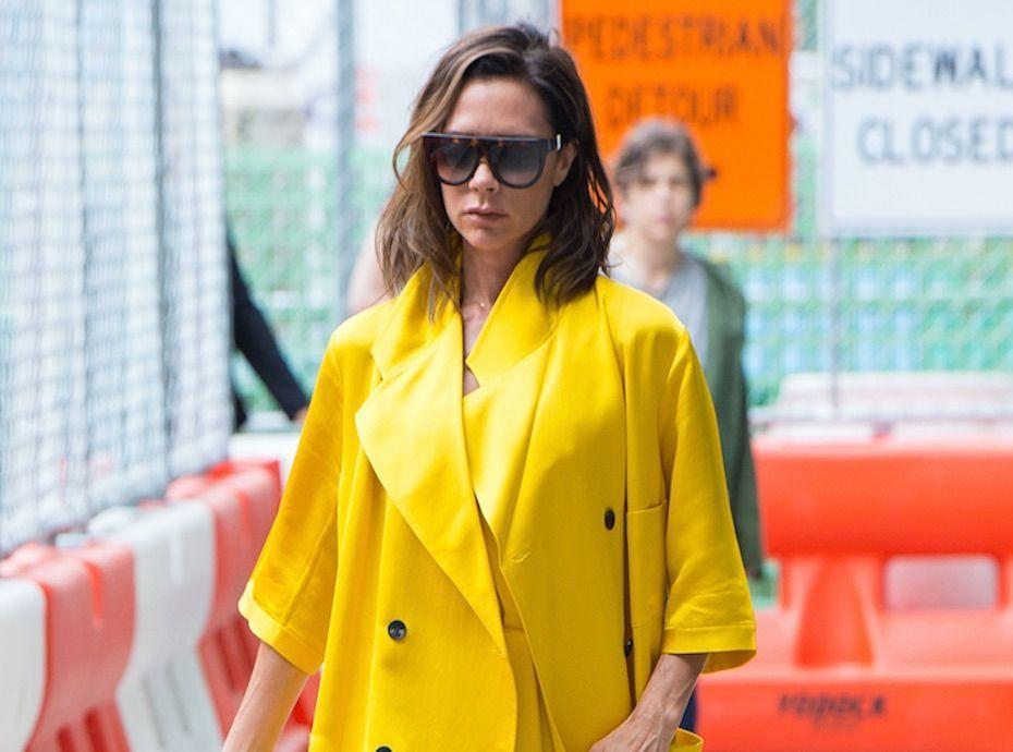 Victoria Beckham : Victime d'un accident, le cliché qui inquiète...