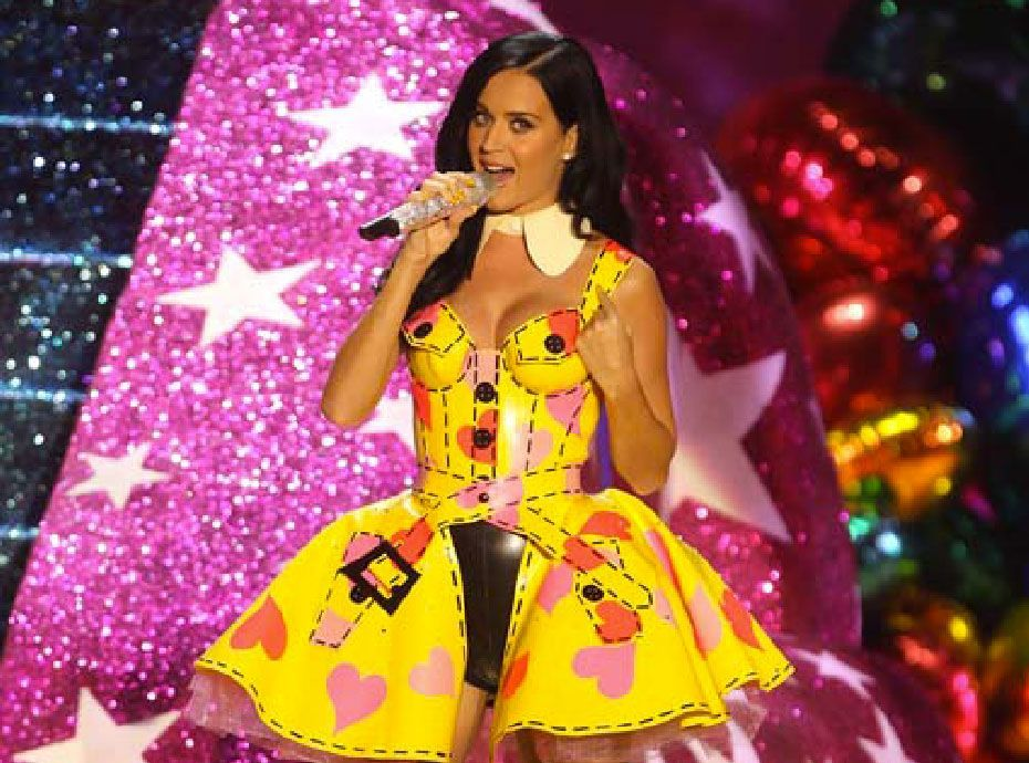 Victoria's Secret : Katy Perry ne sera pas non plus de la partie !