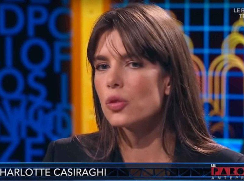 VIDEO - Charlotte Casiraghi à la télé : elle lit du Baudelaire et défend Greta Thunberg !