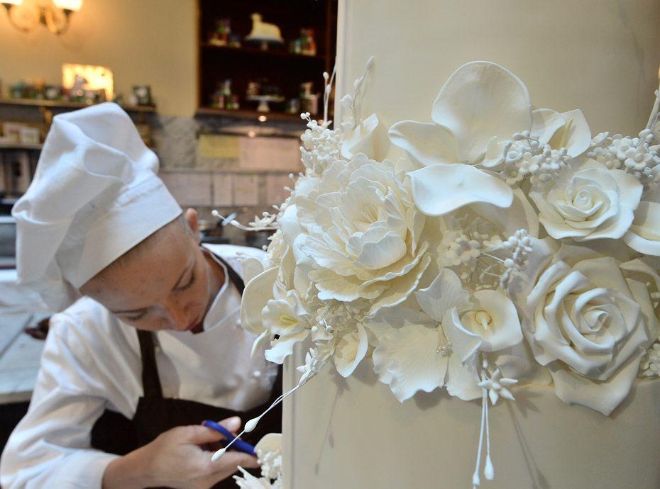 Découvrez le gâteau de mariage le plus cher du monde !