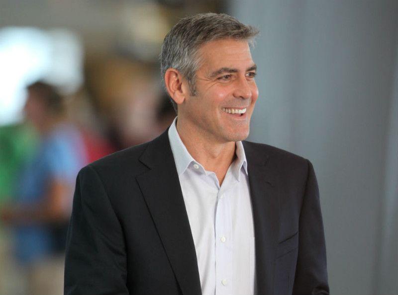 Les images choc de l'accident de George Clooney dévoilées !