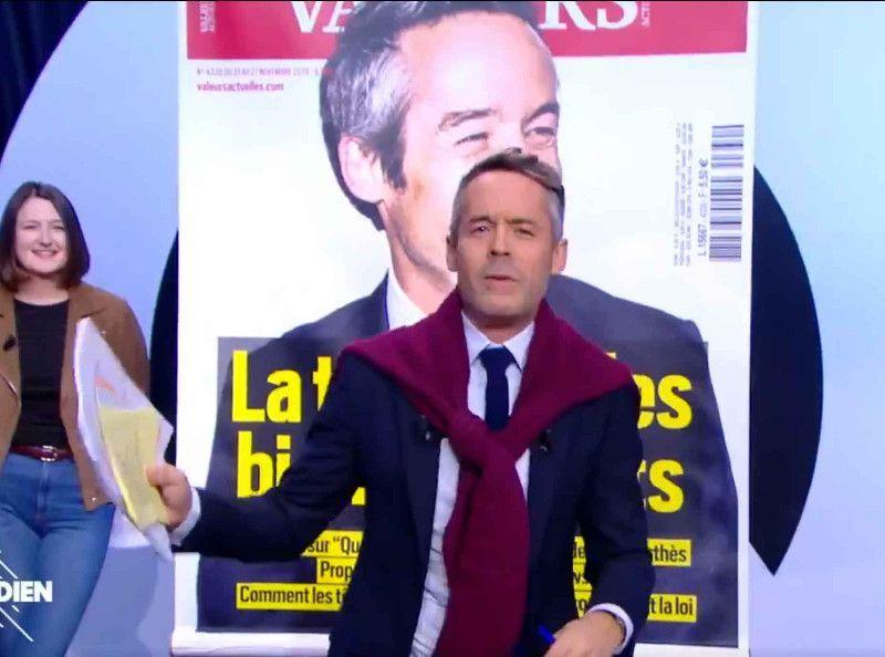 """VIDEO - Yann Barthès traité de """"tyran bien-pensant"""" : il craque en direct !"""