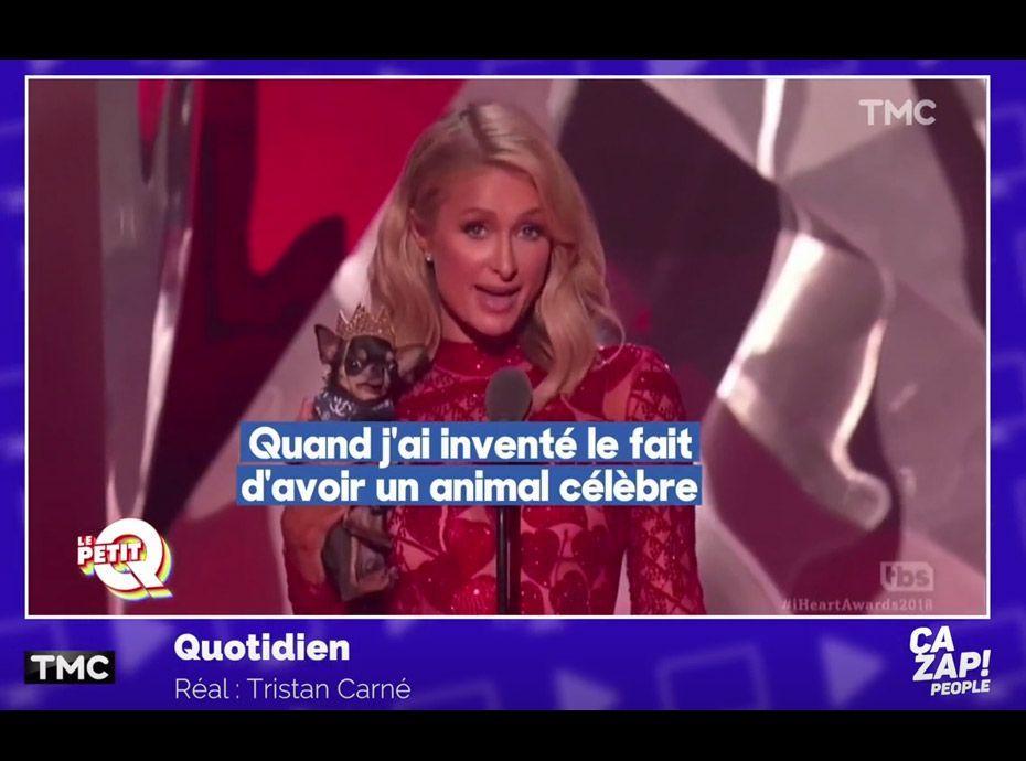 Zapping TV du 13 mars : Quand Paris Hilton en fait beaucoup trop...