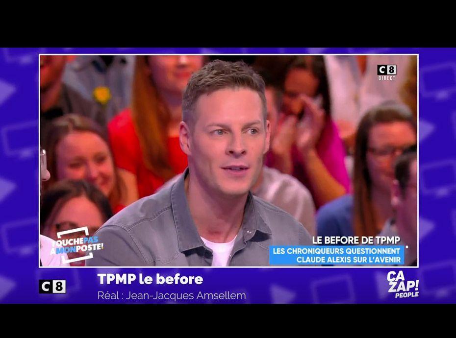 Vid o zapping tv du 15 mars matthieu delormeau pr t for Magic renov tout pret