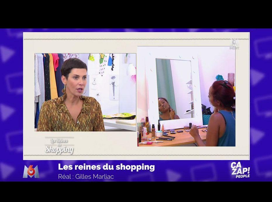 Zapping TV du 19 février : Le fou rire de Cristina Cordula face à un maquillage complètement raté !