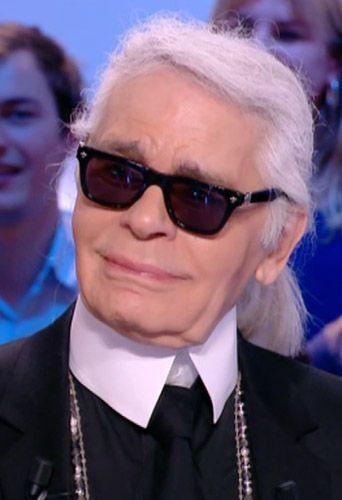Vidéo : Karl Lagerfeld : Zahia topless ? Il réagit