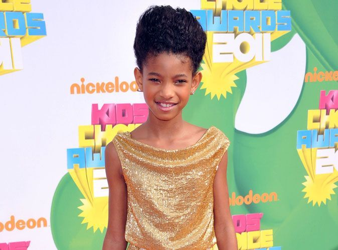 Willow smith elle va mettre le feu la maison blanche for Maison will smith