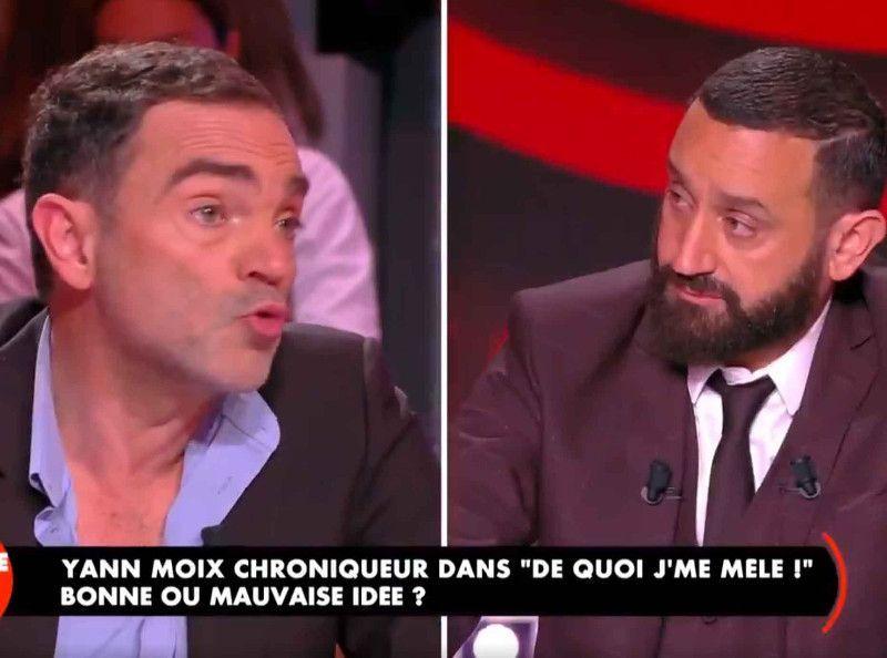 Yann Moix : Cyril Hanouna et Eric Naulleau lui offrent un nouveau départ !