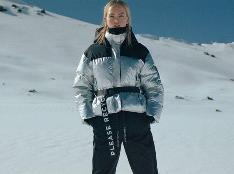 meilleures baskets 71025 2abd0 Zara lance une collection de ski qui va vous rendre dingues !