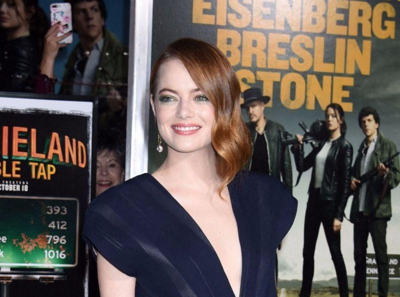 C'est officiel ! Emma Stone s'est fiancée !