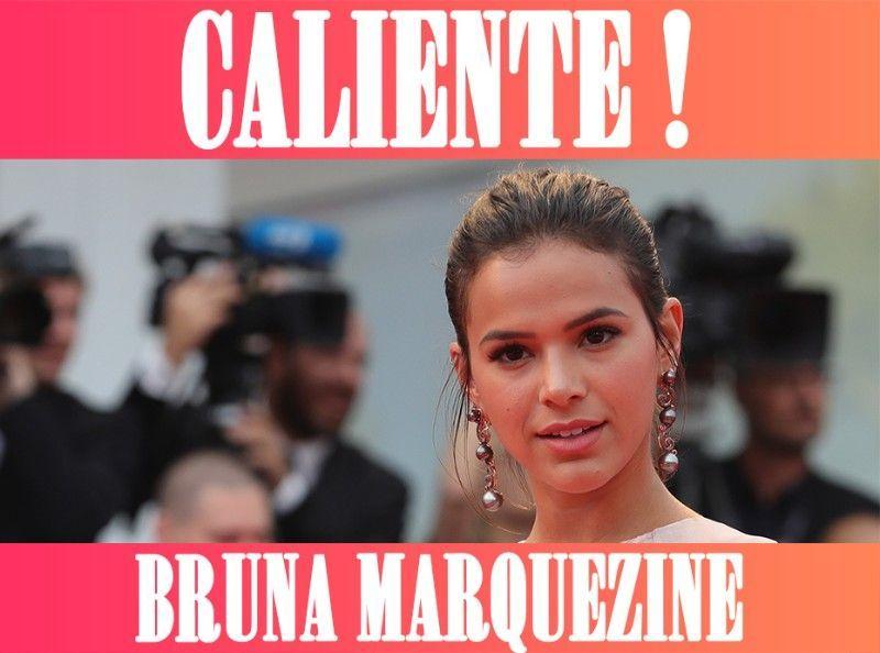 CALIENTE : Bruna Marquezine : La torride copine de Neymar !