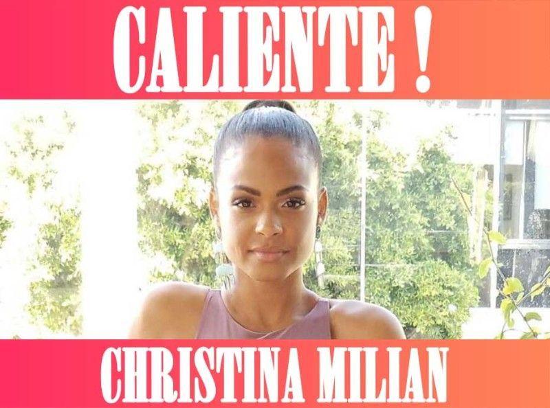 CALIENTE : Christina Milian : La sirène torride des Bahamas !