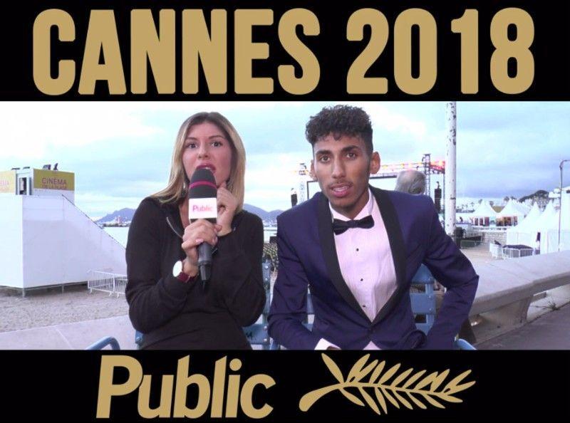 Cannes 2018 : L'agitée du JT : Caroline Receveur et Shy'm ont osé...
