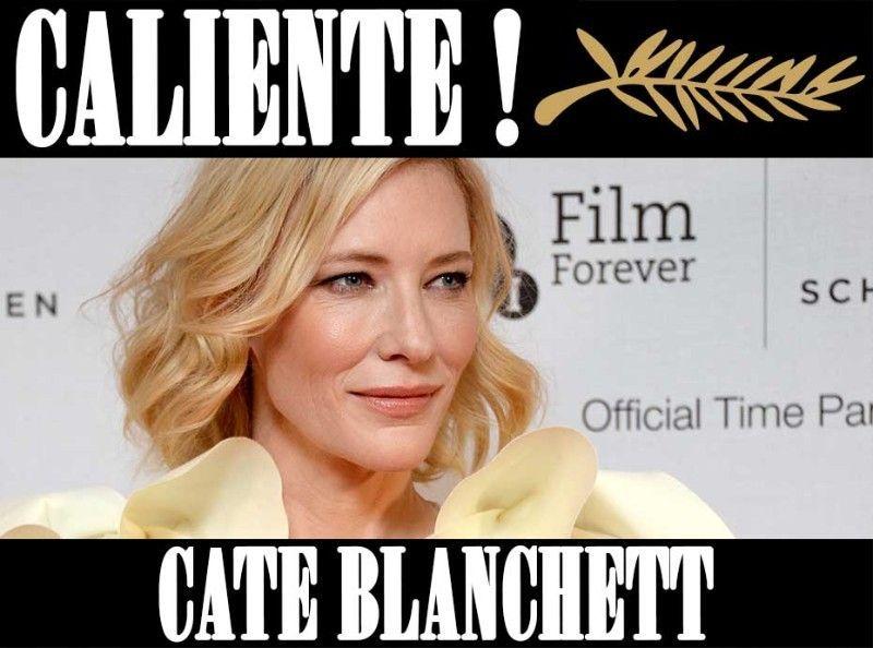 Cate Blanchett : L'élégante présidente du jury du festival de Cannes