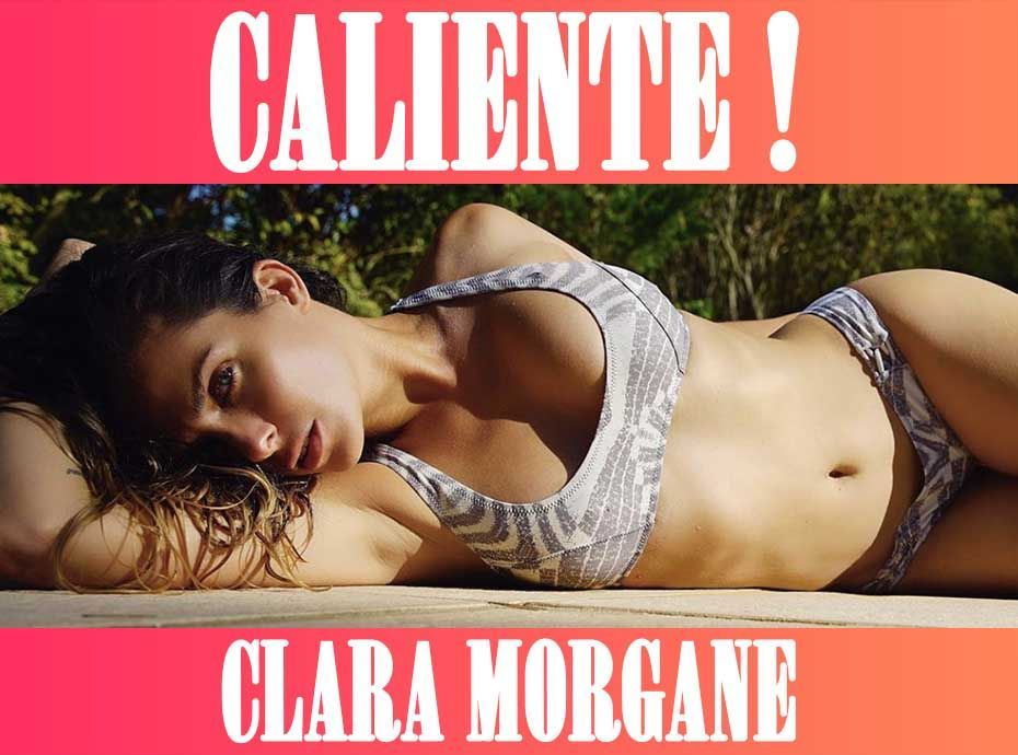 Clara Morgane : joliment torride à Marrakech !