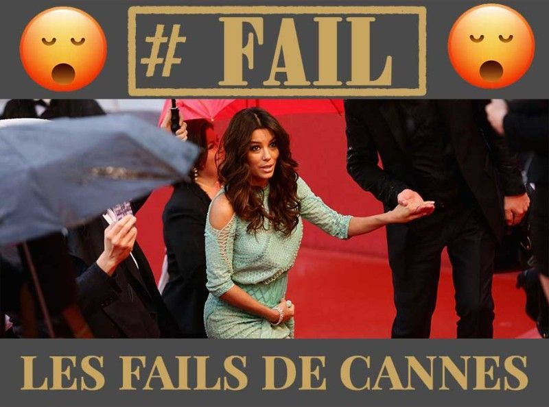 Les fails de Cannes : Les accidents de culotte