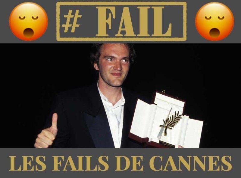 Les fails de Cannes : Les scandales !