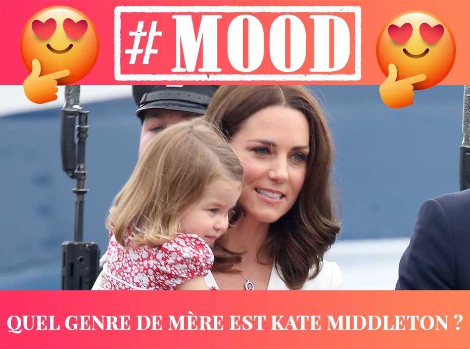 Quel genre de mère est Kate Middleton ?