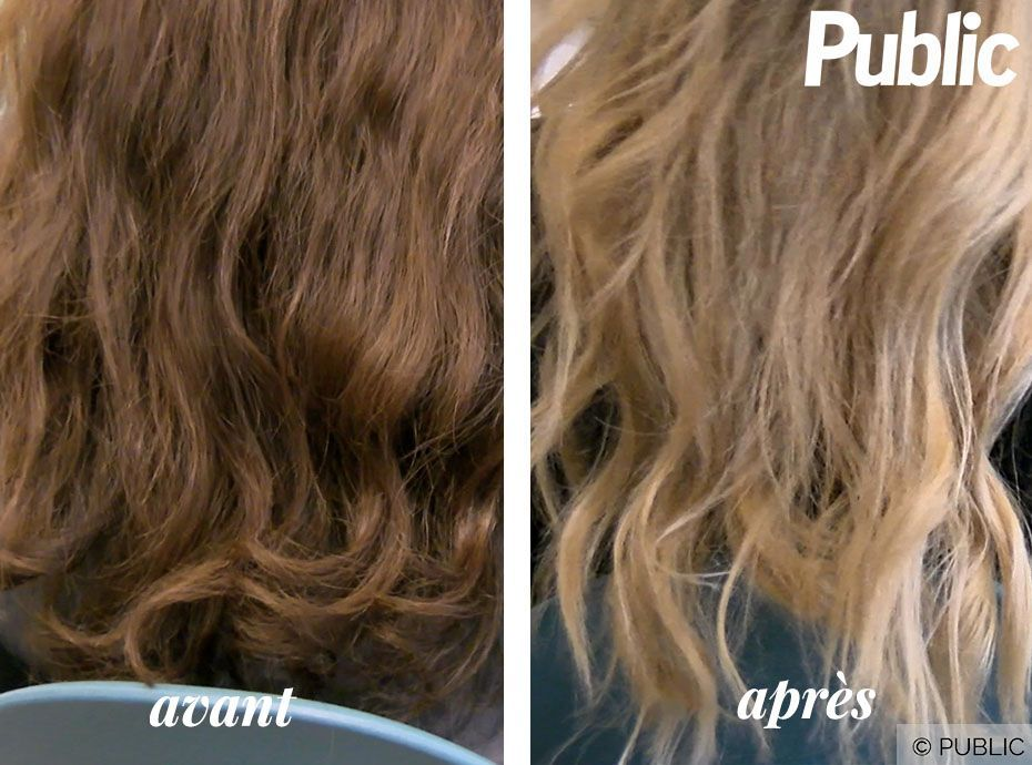 Ombre hair platine good ombre hair platine with ombre - Tie and dye prix salon ...
