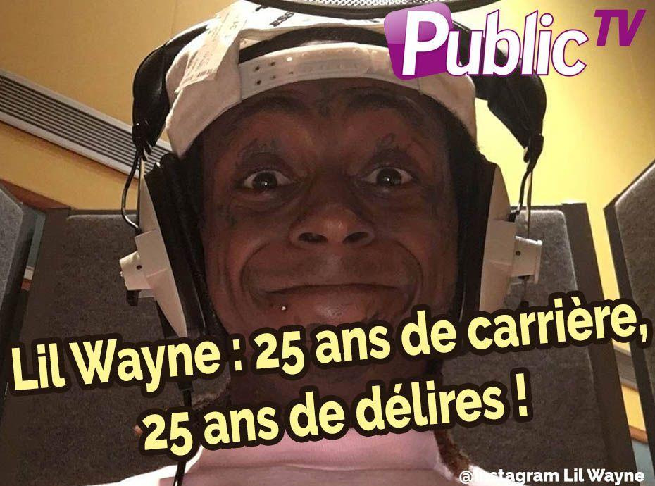 Lil Wayne : 25 ans de carrière, 25 ans de délires !