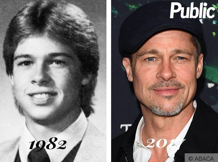 Coiffure de Brad Pitt ... 2017 David Beckham Divorce