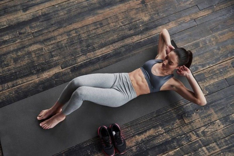 3 exercices pour des abdos de rêve en quelques minutes