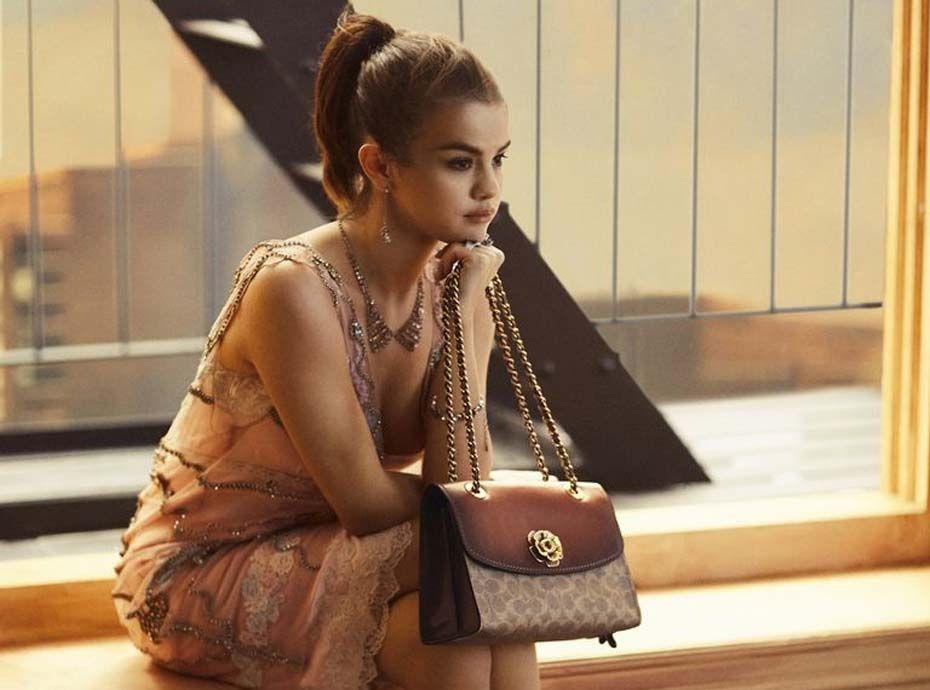 5 Coach De La Bonnes Marque Selena Comme Gomez Raisons Succomber À oBdeCx