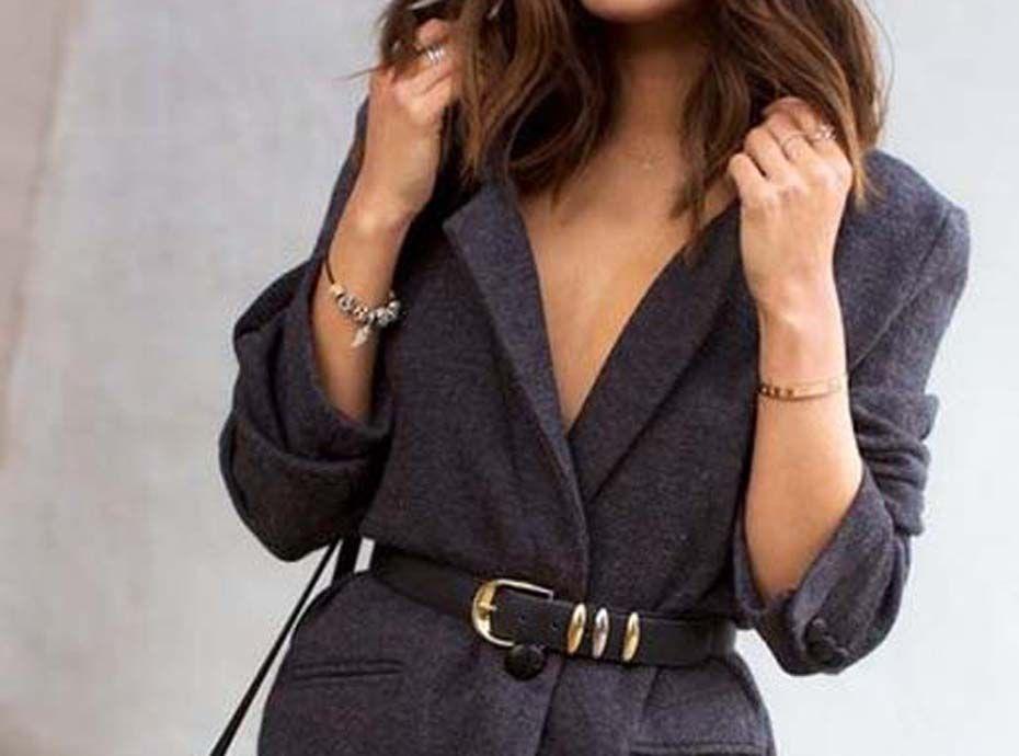 5 conseils pour porter une ceinture sur un manteau avec style 35354eff26f