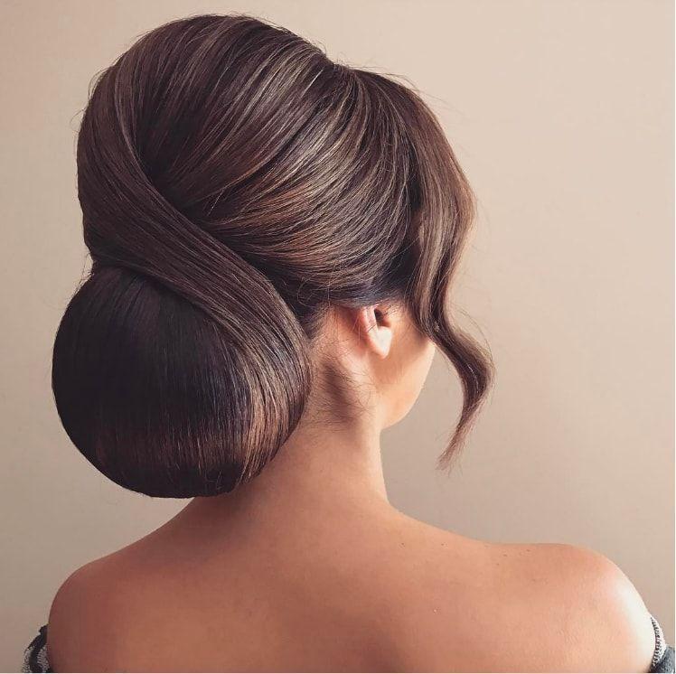 50 Inspirations De Coiffures Pour Les Cheveux Bruns