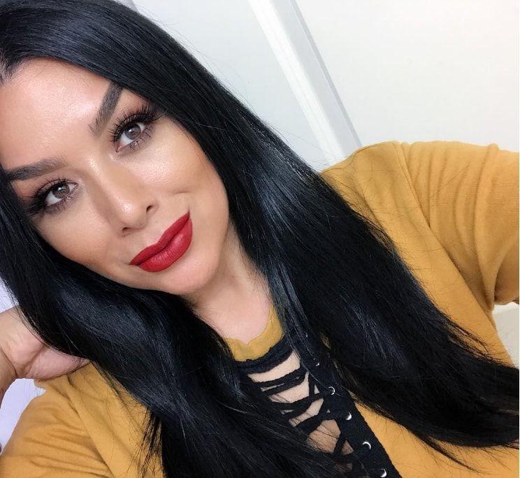 Couleur cheveux noir 2019