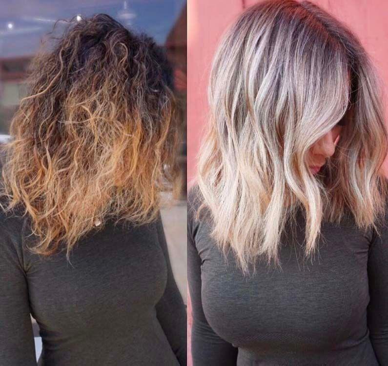 agencé salon : ombré hair : 32 transformations à couper le souffle
