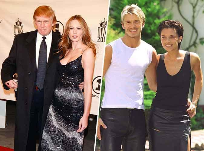 Avant-Après : ces couples de stars qui durent !