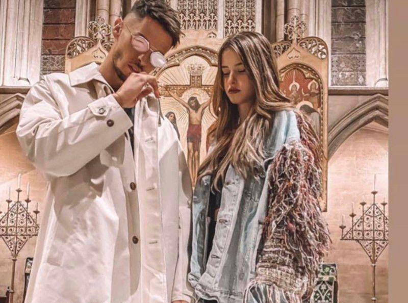 Baptiste Giabiconi et Léa Elui : un duo qui promet... les photos qui le prouve !