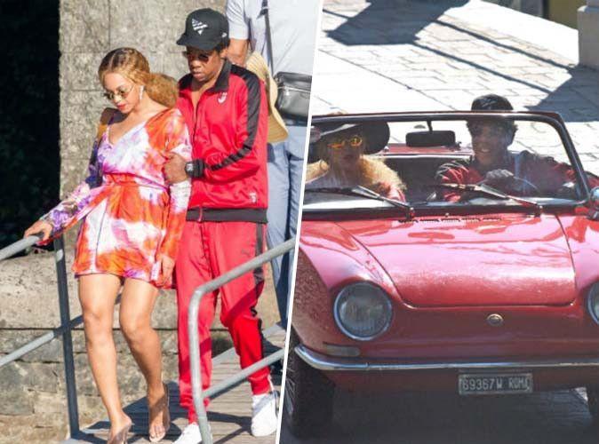 Beyoncé et Jay-Z font un break en Italie avant leurs concerts à Paris !