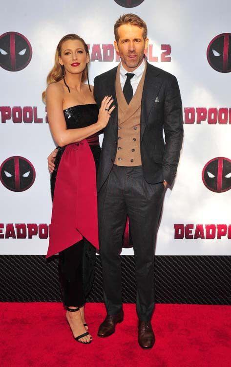 Blake Lively : Ryan Reynolds lui a encore prouvé qu'il est un grand sentimental !