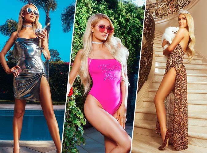 Paris Hilton x Boohoo : L'enseigne anglaise et l'héritière signent une collection inspirée des années 2000 !