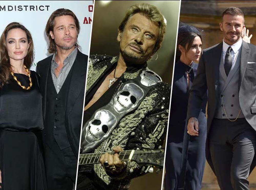Brangelina, Beckham, Hallyday... ces familles nombreuses célèbres !