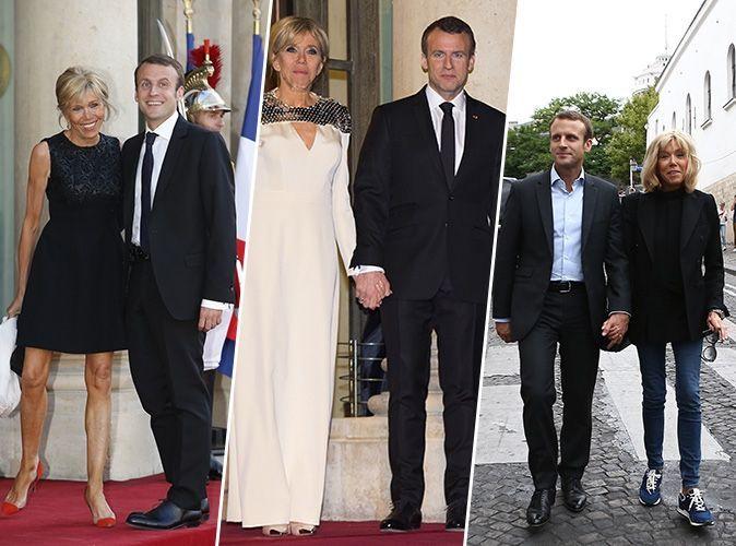 Brigitte et Emmanuel Macron fêtent aujourd\u0027hui leur 11 ans de mariage  une  fête pour mettre fin aux tensions ?