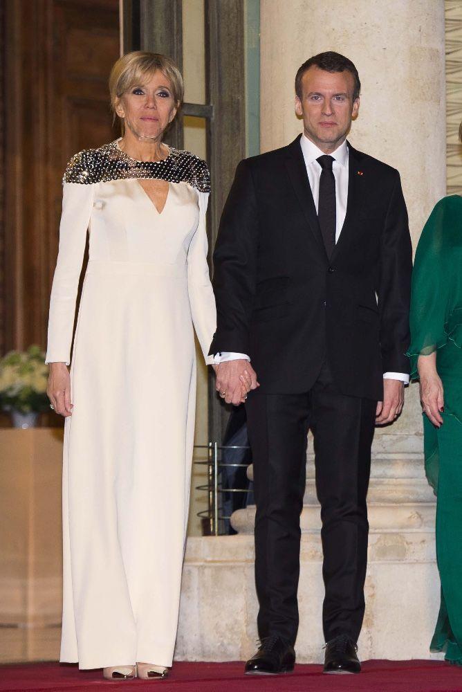 Brigitte Et Emmanuel Macron Fetent Aujourd Hui Leur 11 Ans De Mariage Une Fete Pour Mettre Fin Aux Tensions