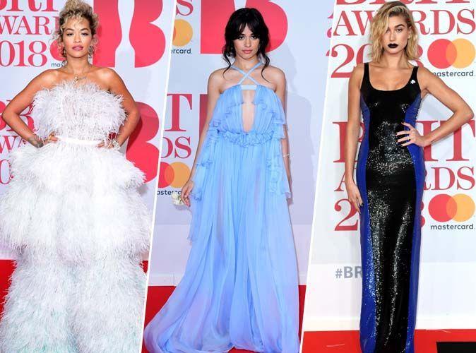Brit Awards 2018 : Rita Ora, Camila Cabello, Hailey Baldwin... tous les plus beaux looks de la cérémonie !