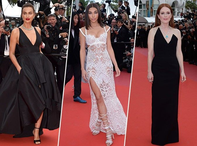 Cannes 2018 : Irina Shayk, Chantel Jeffries, Julianne Moore... glamour hollywoodien sur la Croisette !