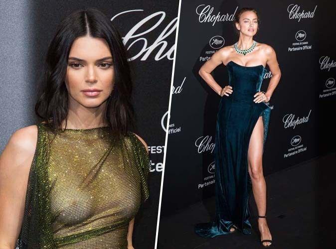Cannes 2018 : Kendall Jenner presque nue, Irina Shayk bombesque... La soirée Chopard aura tenue toutes ses promesses !
