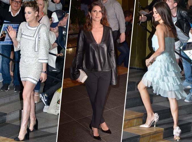 Cannes 2018 : Kristen Stewart, Géraldine Nakache, Penélope Cruz... Toutes sublimes pour la soirée Vanity Fair x Chanel